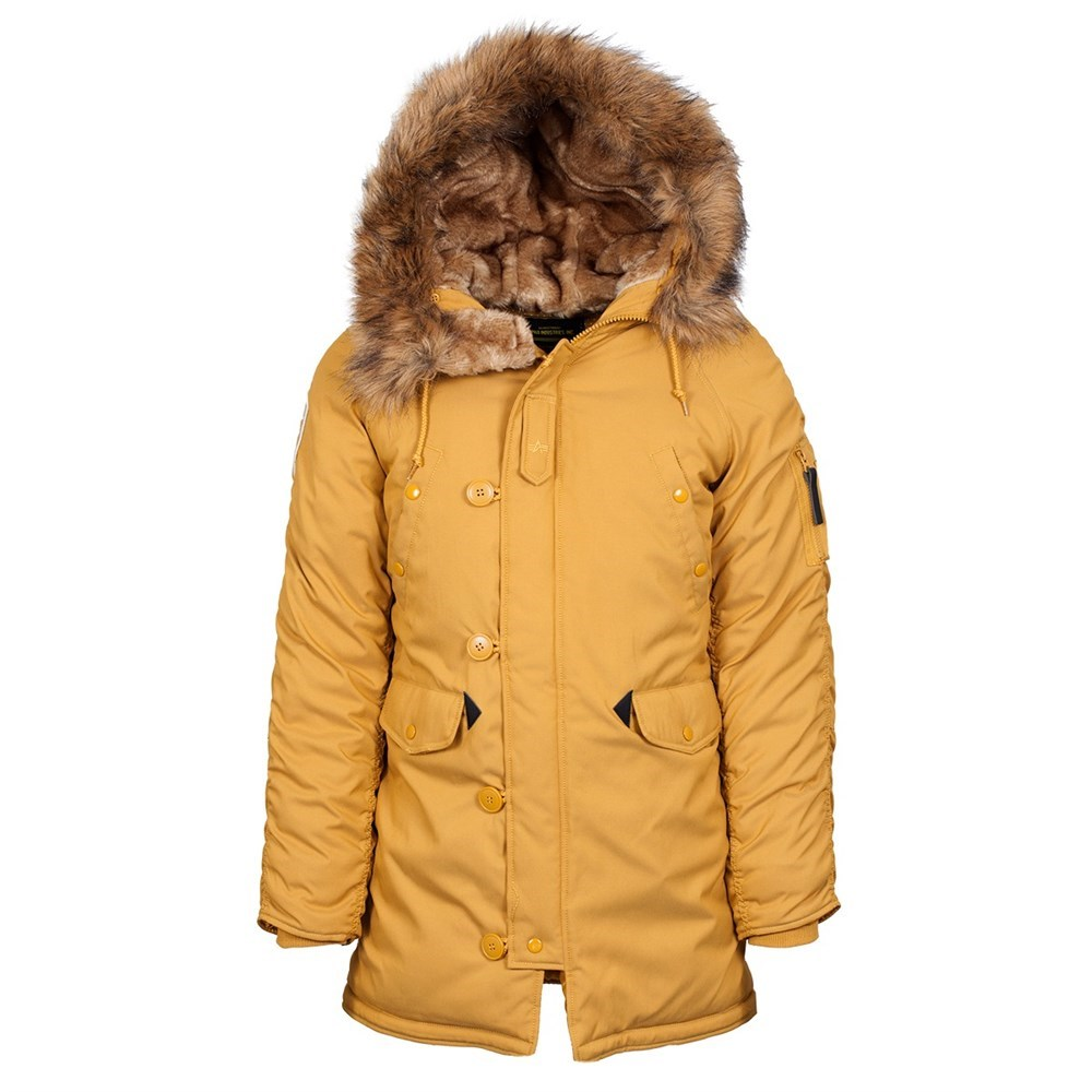 Куртка аляска своими руками