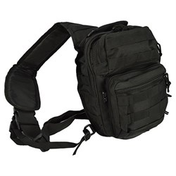 Рюкзак однолямочный One Strap Assault SM Black - фото 14782