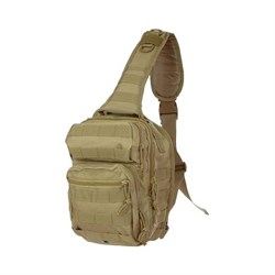 Рюкзак однолямочный One Strap Assault SM coyote - фото 14951