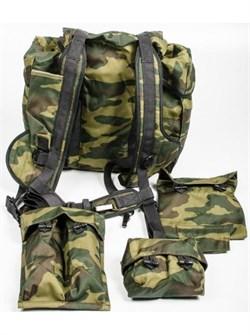 Рюкзак десантный РД-54 флора - фото 16519