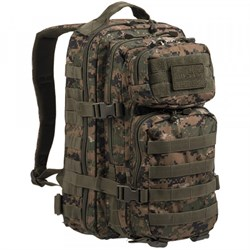 Рюкзак US Assault Pack Large Digital Woodland - фото 17485