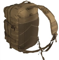 Рюкзак однолямочный One Strap Assault LG Coyote - фото 17771