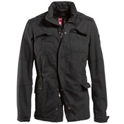 Куртка Vintage Delta Britania Black