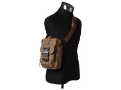 Сумка наплечная Molle Tool Mag Drop Tactical Military Tan