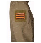 Нашивка на липучке Георгиевский флаг