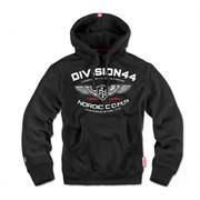 Толстовка Division 44 Black Dobermans Agressive