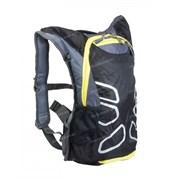 Рюкзак велосипедный Campsor R15 grey-black 8л