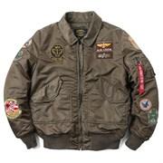 Куртка CWU Pilot X Sage Brown