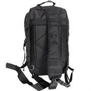 Рюкзак однолямочный One Strap Assault LG Black