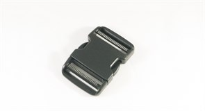 Фастекс Duraflex 50mm The Lock Monster Buckle Dual черный