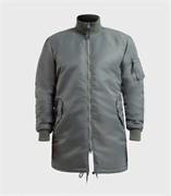 Куртка B-17 Long Turbo Olive/Orange