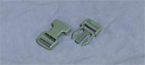 Фастекс Duraflex 25mm Dual Adjust Mojave Side Squeeze Buckle олива