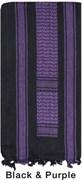 Арафатка Tactical Shemagh Black/Purple