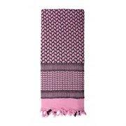 Арафатка Tactical Shemagh Pink/Black