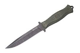 Нож туристический НР-18 олива