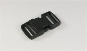 Фастекс Duraflex 38mm Dual Adjust Mojave Side Squeeze Buckle черный