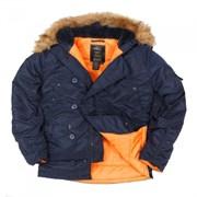 Куртка N3B Regular Nord Storm Replica Blue