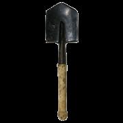 Лопата пехотная малая с чехлом