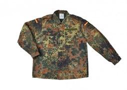 Куртка полевая Bundeswehr Flecktarn б/у
