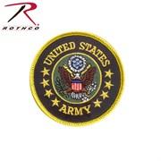 "Нашивка US Army Round 3"""