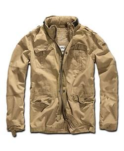 Куртка Britannia Jacket Camel - фото 10214