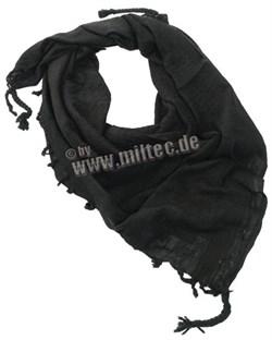 Арафатка Shemagh Black Uni - фото 11095