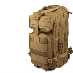 Рюкзак тактический 20л coyote - фото 11624