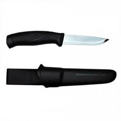 Нож туристический Mora Companion Black - фото 11787