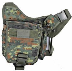 Сумка Schulter Bag flecktarn - фото 12180