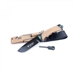 Нож туристический Ganzo G8012 Tan - фото 12267