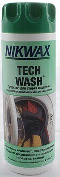 Средство для стирки мембраны Nikwax Loft Tech Wash 300 мл - фото 12429