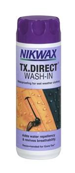 Водоотталкивающая пропитка для мембранных тканей Nikwax TX Direct Spray On 1л - фото 12458