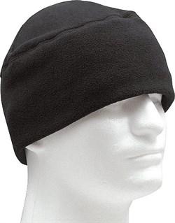 Шапка Fleece HI черная - фото 12491