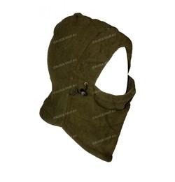 Балаклава-маска флисовая 6в1 olive - фото 12660