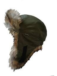 Шапка-ушанка NordKapp Oster Canadian Fox - фото 12700