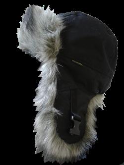 Шапка-ушанка NordKapp Malselv Canadian Wolf - фото 12851