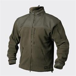 Куртка флис Classic Army Olive - фото 13215