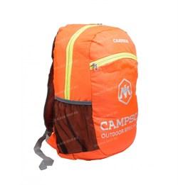 Рюкзак  Campsor складной легкий 12л orange - фото 13943