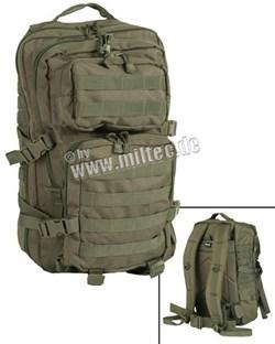 Рюкзак US Assault Pack Small Olive - фото 13988