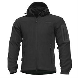 Куртка флис Hercules Black - фото 14461