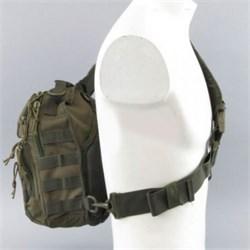 Рюкзак однолямочный One Strap Assault SM olive - фото 14786
