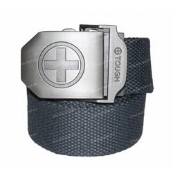 Ремень брючный Tough крест серый - фото 14955