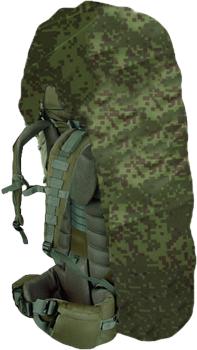 Чехол на рюкзак 90 - 130 л цифра РФ - фото 15705
