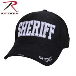 Кепка бейсболка Deluxe Sheriff - фото 15846