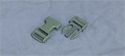 Фастекс Duraflex 25mm Dual Adjust Mojave Side Squeeze Buckle олива - фото 16340