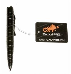 Ручка тактическая металлическая со стеклобоем - фото 16616