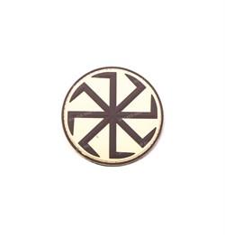Шеврон на липучке ПВХ Коловрат песок - фото 16636