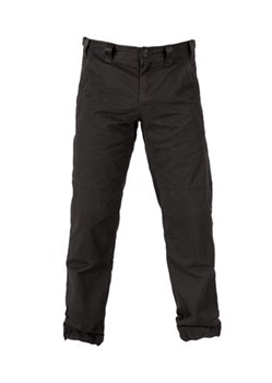 Брюки Патриот утепленные с флисом черные - фото 16888