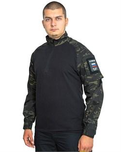 Рубашка тактическая Condor 210 multicam black - фото 16901