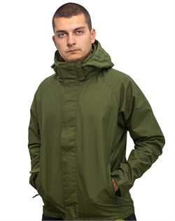 Куртка ветровка Atlas olive green - фото 16905